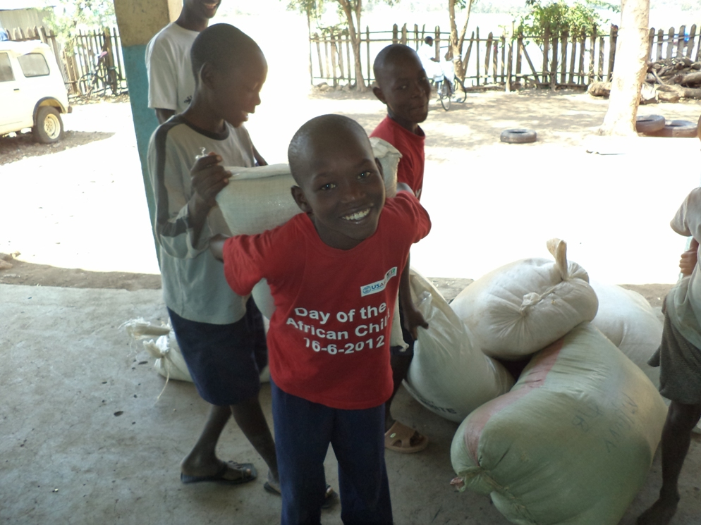 February Update from the KOST Children's Home